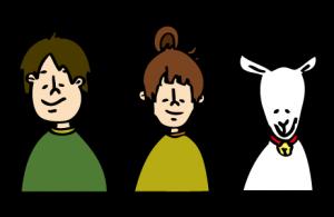 ココペリハウスの仲間たち